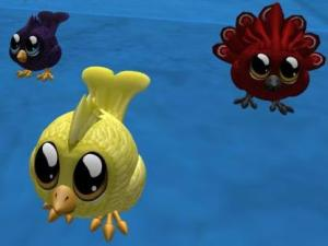 Ozimals Pufflings